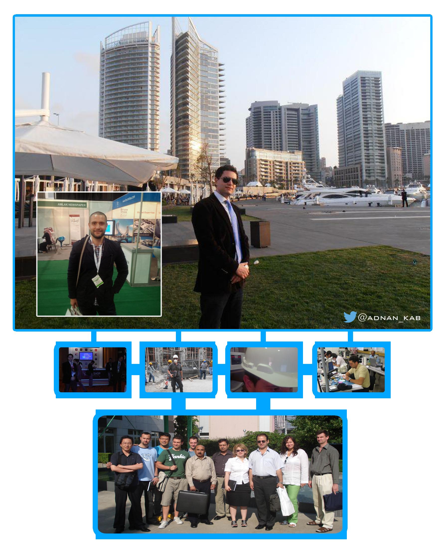 Adnan Kabbani Business Development Manager Entrepreneur