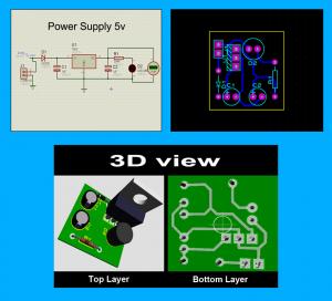 Power Supply 5 v