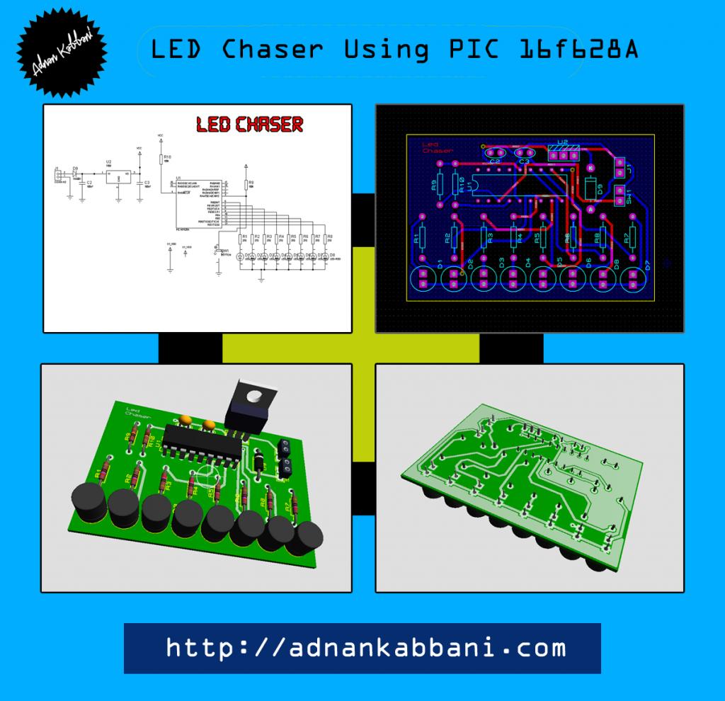 Led-Chaser