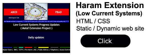 Low Current System Haram Extension Project