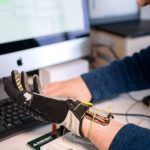 Smart Glove to Strengthen Hand Muscles for Elderly and Sick People.