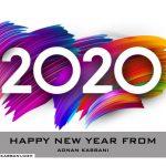 Happy New Year 2020 :):):)