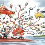 UK aims to keep Huawei away from 5G Networks