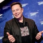 In just two days ... a small company makes huge profits because of the tweet of '' Elon Musk ''