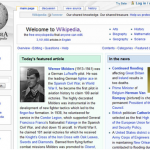 Wikipedia presents its first website redesign since 10 years.