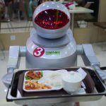 The first artificial intelligence cafe in the UAE ''Robo Café''