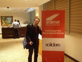 Arabnet conference